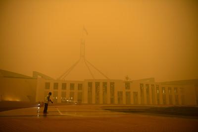 澳首都「被消失」美歐亞動員拚救災