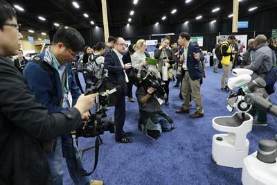 工研院美國搶灘 9大AI技術讓生活更精采