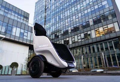 賽格威推出新S-Pod電動平衡車