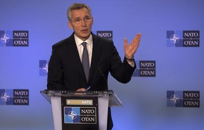 北約秘書長談美伊「新一輪衝突無人獲益」