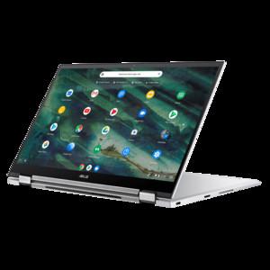 CES 2020/華碩發表Chromebook Flip C436 最高配備第10代Intel處理器
