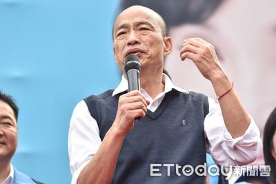 TVBS民調/53%市民同意罷免韓國瑜