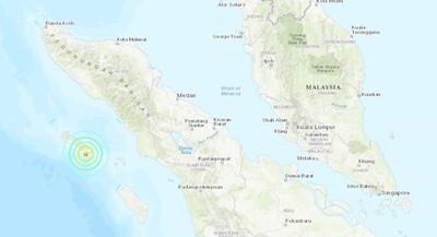 快訊/印尼發生規模6.2強震