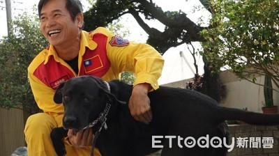 搜救犬終站 小隊長:永遠是家人