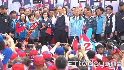 韓國瑜當選將啟動「最大規模人才培育計畫」
