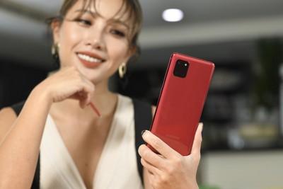 小資族看過來!春節開工神器Galaxy Note10 Lite星願版「親民甜價」加持事業運