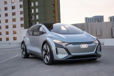 Audi於CES展演AI:ME、3D實境HUD