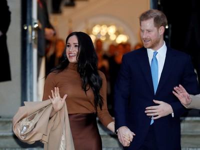 梅根淚崩!哈利認:王室回不去了