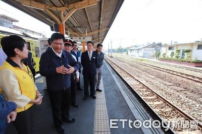 交通部砸42億 蓋「觀光鐵道」