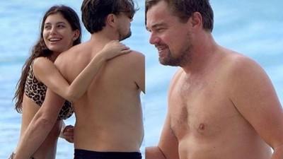 渡假收到無線電求救!李奧納多駕遊艇「救起墜海男」 超暖舉動被讚爆