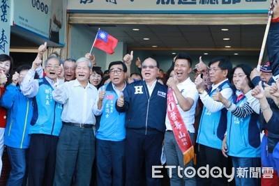 胡志強力喊:葉壽山當選…韓國瑜一定贏