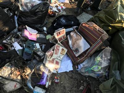 烏克蘭客機墜毀「現場慘況畫面」曝光 176人罹難衣物散滿地