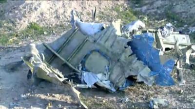 伊朗:飛彈擊落烏航說法不合邏輯
