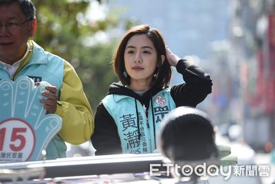 黃瀞瑩被批跟韓國瑜一樣 柯文哲緩頰