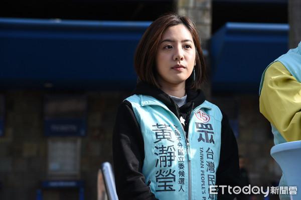 民眾黨選出好成績!「學姐」黃瀞瑩沉澱3天 臉書首曝下一步