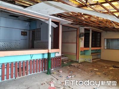 看準地王價值 建商1.6億買「帝寶」旁70年廢棄木屋