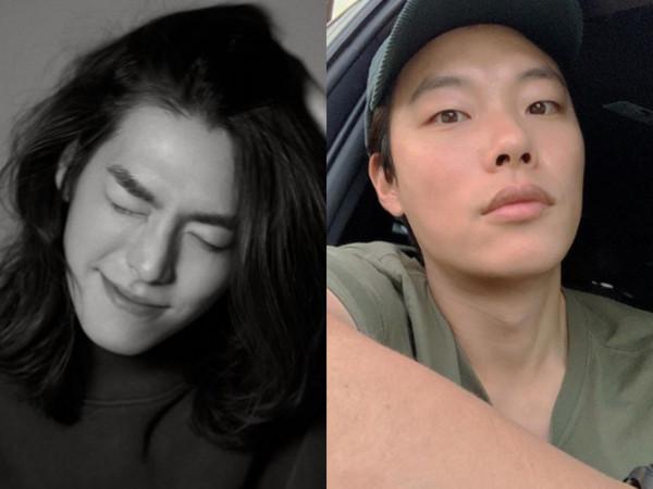 ▲金宇彬拍新片,同台演員都是演技派。(圖/翻攝自IG)