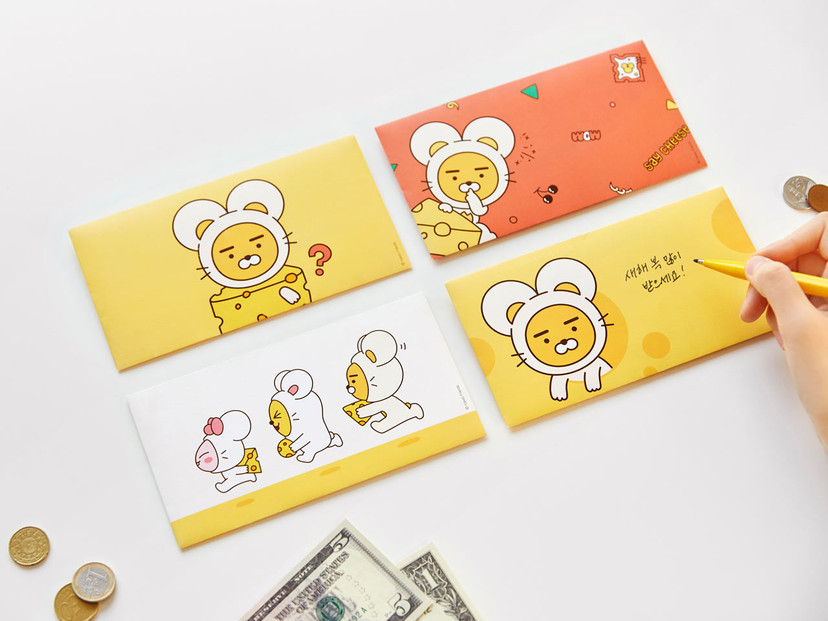 2020 Kakao Friends Ryan 老鼠新裝大公開!這些產品拜年超實用