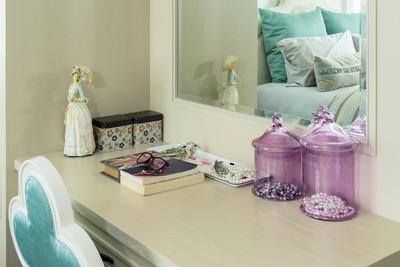 梳妝檯選對顏色財運旺、私房錢UP