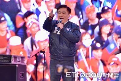 快訊/郝龍斌宣布參選黨主席