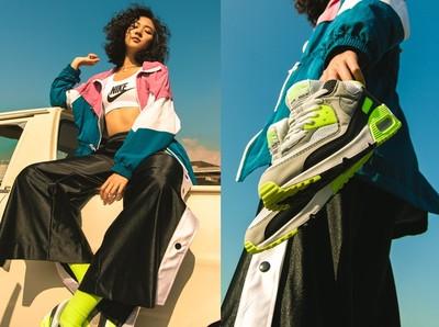 9m88成Nike新一代廣告女神!