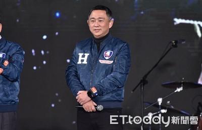 楊鎮浯籲朱立倫擔任國民黨主席