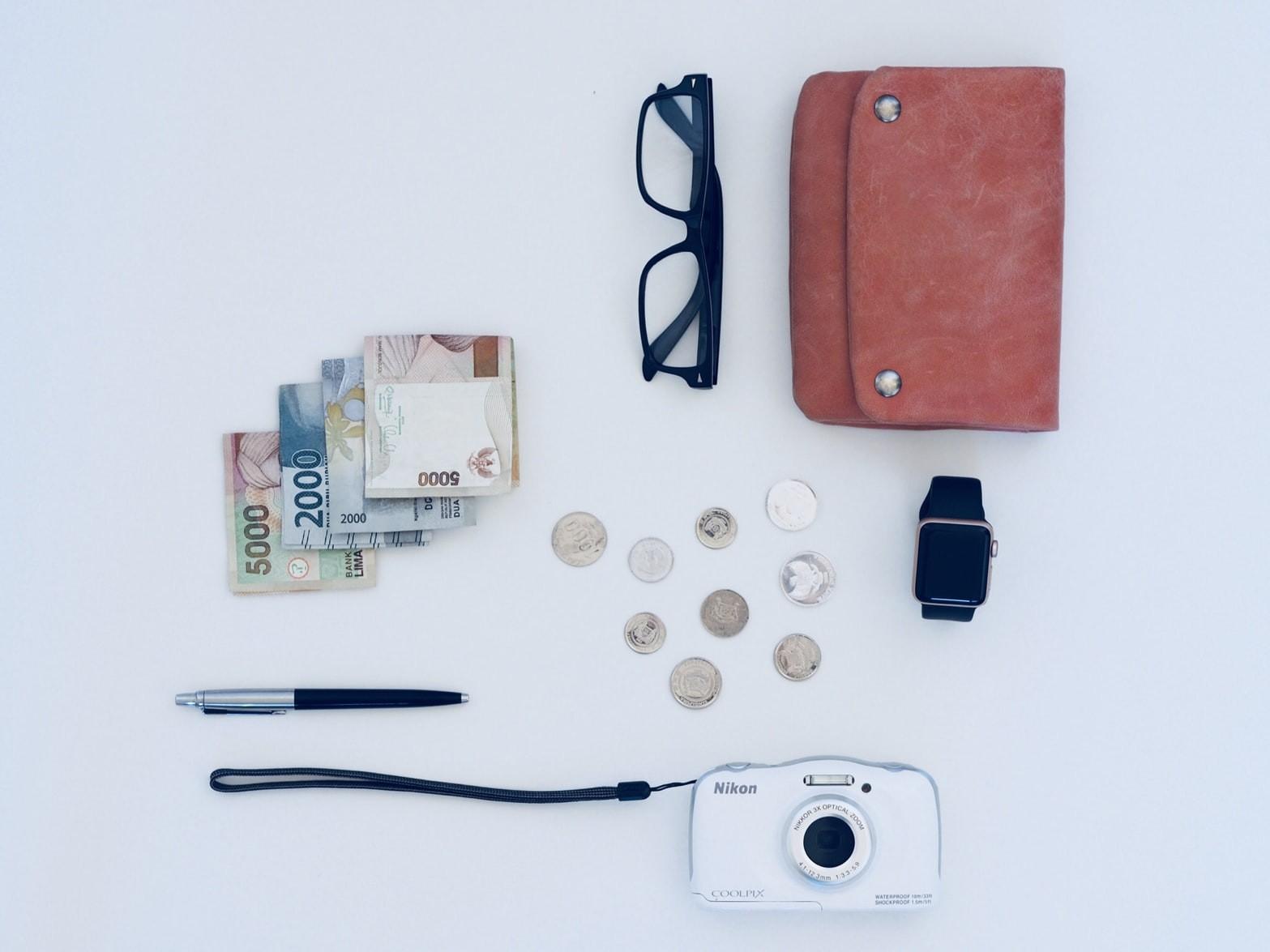 ▲錢包。(圖/翻攝自unsplash)