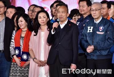 韓國瑜開票之夜「封街管制」交通看這邊