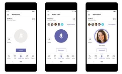 三星與微軟合作 推出具有「對講機」功能手機