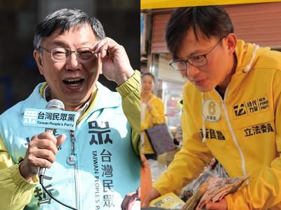 2022轉戰台北市長?黃國昌這麼說