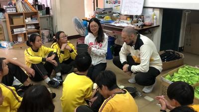 竹市首座雙語學校新科國中