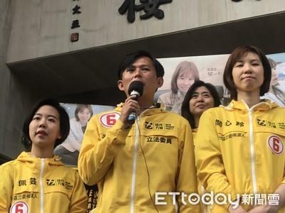 黃國昌:總統投給蔡英文毫無懸念