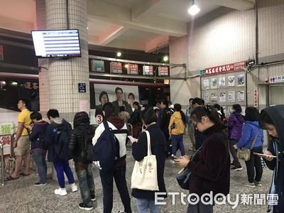 投票返鄉踴躍⋯搭客運旅客增4成