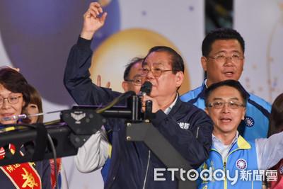 吳敦義請辭15日會通過 第一副主席曾永權將代理主席