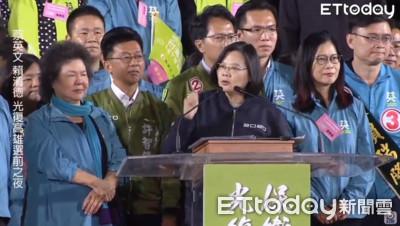 蔡英文「5問號」批韓:政策沒一項實現