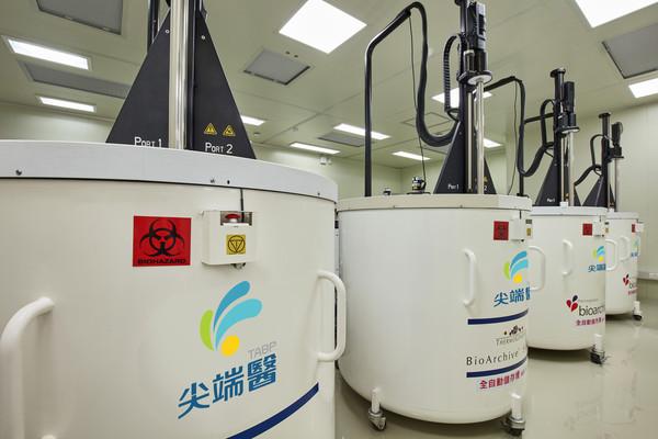 ▲國家認證尖端醫(4186) GTP實驗室 細胞操作台。(圖/記者姚惠茹攝)