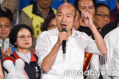 蔡詩萍:韓國瑜理當接受市民信任投票
