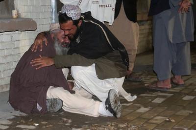 巴基斯坦自殺炸彈攻擊15死19傷