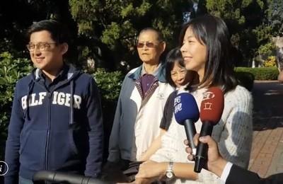 洪慈庸:帶女兒投票上民主第一堂課