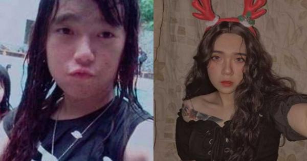 曾因「陽剛男孩臉」遭霸凌 2年後她蛻變成「超胸美少女」