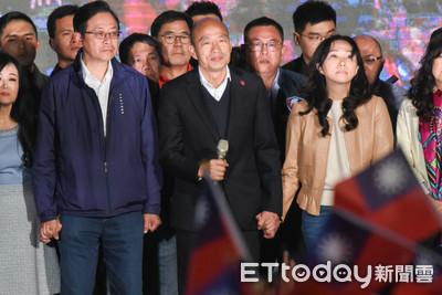 韓國瑜要被雙殺 網氣炸:朱不用被罷免?
