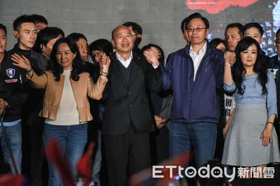 重申「不選黨主席」 韓國瑜深夜吐心聲