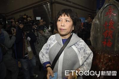葉毓蘭:國民黨政黨票選得不錯