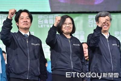 陸學者:蔡英文連任 加速台灣「被統一」