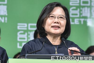 蔡英文:中國入侵台灣會付出代價