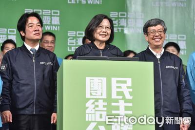 華盛頓郵報:時間站在台灣這一邊