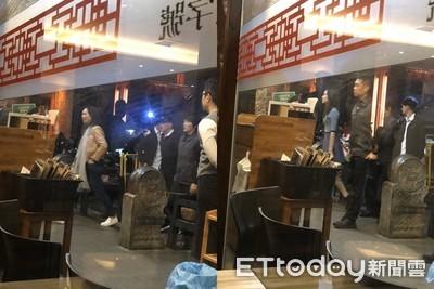 韓國瑜放鳥記者嗑汕頭火鍋 店家回應了