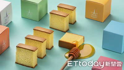 蜂蜜蛋糕一年賣5億!統一「昂舒巴黎」搶攻烘焙訂製商機