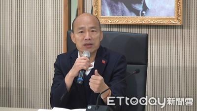林于凱勸韓國瑜主動辭「省罷免開銷」