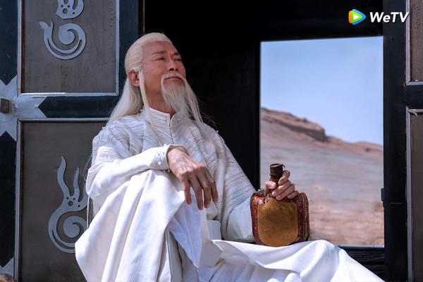 ▲▼ 新版《流星花園》男主角王鶴棣首次演出古裝劇《將夜2》            。(圖/WeTV)